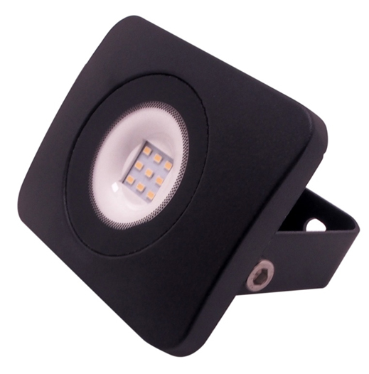 SIRIUS Slimline 10 Watt LED Flood Light Black
